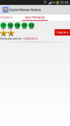 【免費娛樂App】Euromillones Notice-APP點子