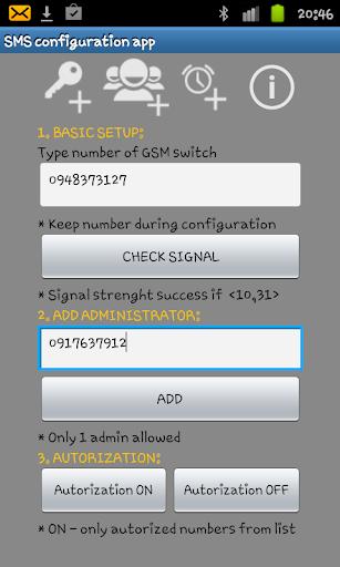 Umakov MP GSM-230-BA