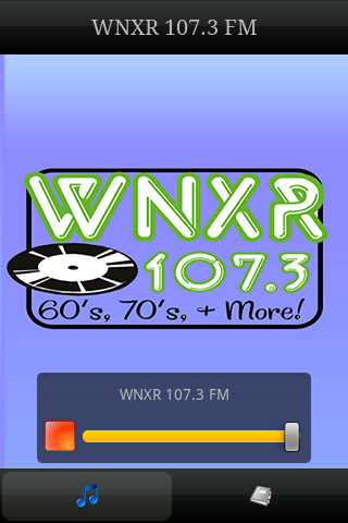 107-3 WNXR Home Of The Hits