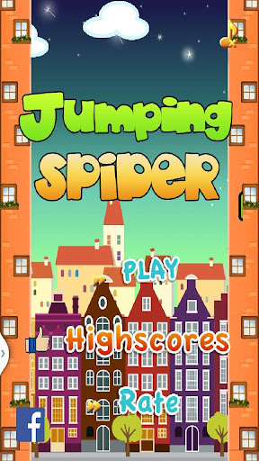 Spider Jump for Kids