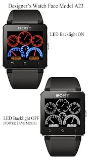玩免費生活APP|下載A23 WatchFace for SmartWatch2 app不用錢|硬是要APP