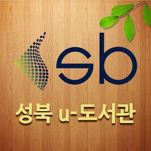 성북u-도서관 아이콘