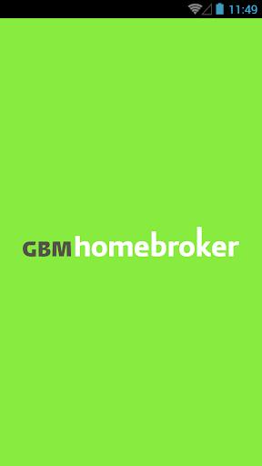 GBMhomebroker PRO