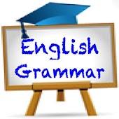 Grammar Flashcards in English