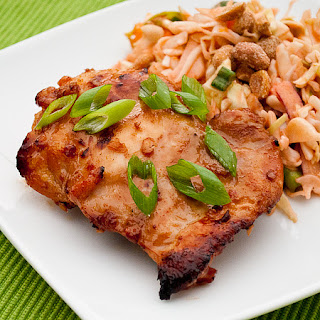 Asian BBQ Chicken.