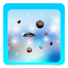 Flying Saucer Space Flight icon