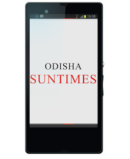 Odisha Sun Times News- screenshot thumbnail