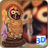 3D Jagannath Live Wallpaper