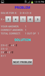 Algebra 102 APK screenshot thumbnail 12