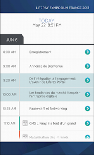 Liferay Events - screenshot thumbnail