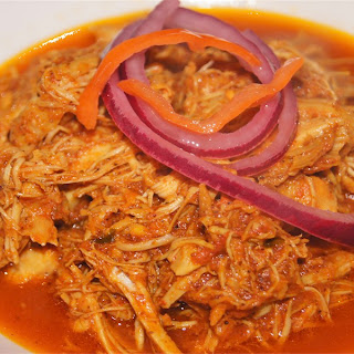Crock Pot Pollo Pibil