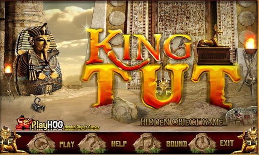 King Tut - Free Hidden Objects