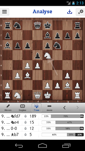 Chess - play, train & watch  screenshots 3