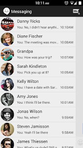 Sliding SMS (CM Messaging) v0.6.8.1