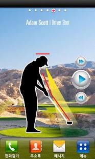Golf Swing [Driver] Touch Live- screenshot thumbnail