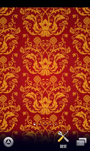 damask wallpaper ver48