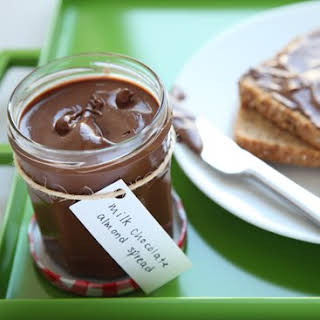 Milk Chocolate Almond Spread.