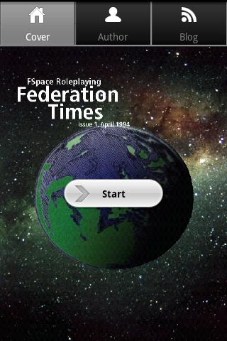 FSpaceRPG Federations Times 1