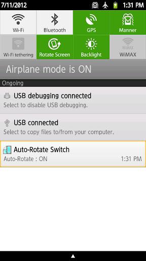 【免費商業App】Auto-Rotate Switch Pro-APP點子