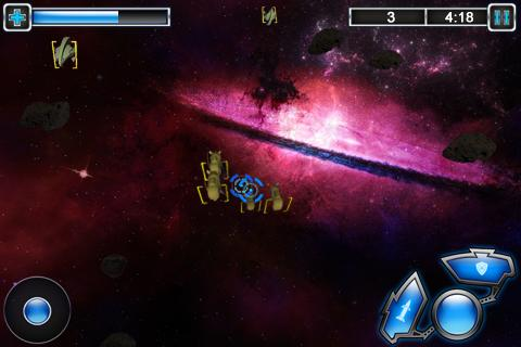 Cosmo Combat 3D - screenshot