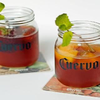 Fruity Sweet Tea Margaritas