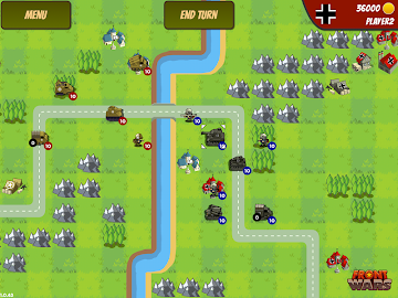 Front Wars Screenshot 7