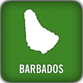Barbados GPS Map