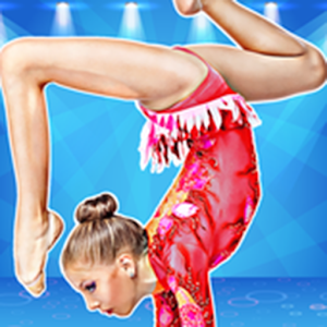 Gymnastics Girl Run FREE for PC and MAC