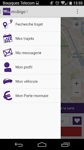Covoiturage Mobigo Bourgogne- screenshot thumbnail