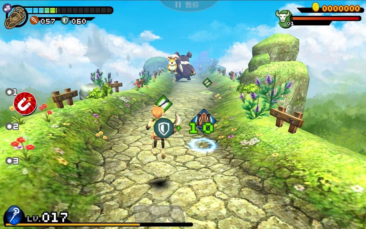 JumpRun- screenshot