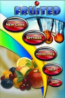 Screenshot of Fruited