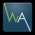 WalkAware logo