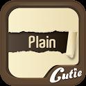 Plain Theme TextCutie icon