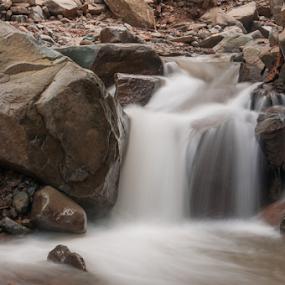 Water and Stone 1 by Husni Mubarok - Nature Up Close Rock & Stone