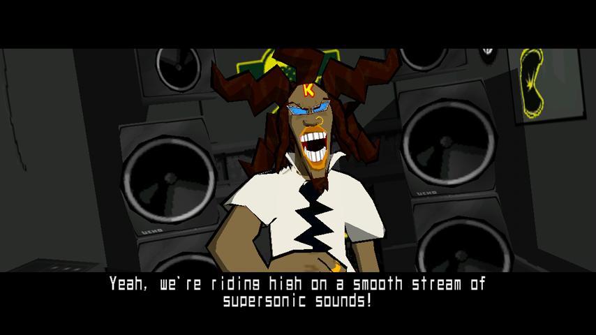 Jet Set Radio screenshot #15