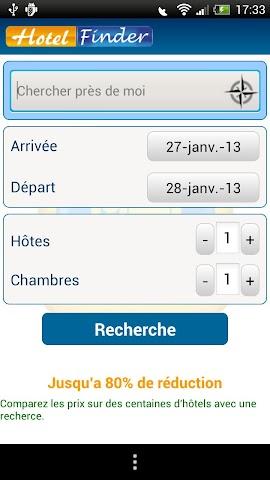 Screenshot 1 Hotelsuche: Hotel vergleich!