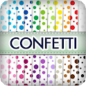 Confetti Wallpapers Patterns icon