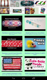 Rubber Band Loom Designs Apps On Google Play