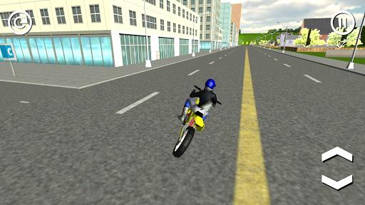 Motocross City Racing