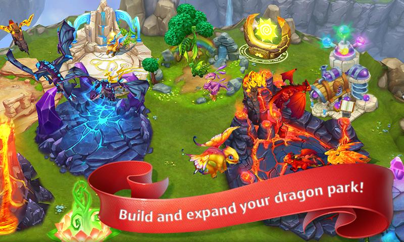 android Dragons World Screenshot 8