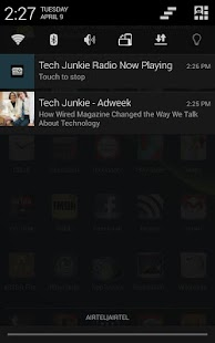 Tech Junkie - Technology News - screenshot thumbnail