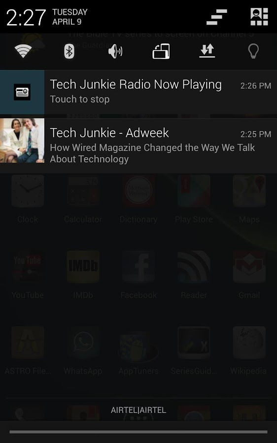 Tech Junkie - Technology News - screenshot