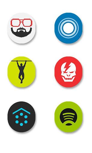 Spheroid - Icon Pack