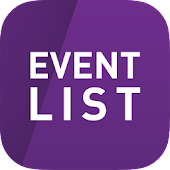 LIST EVENTS