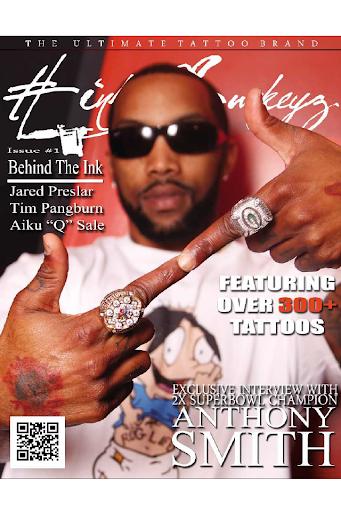 InkJunkeyz Magazine