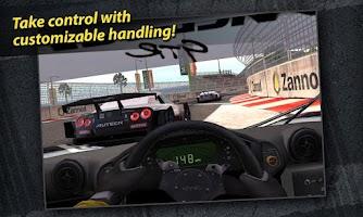 Screenshot of ZZZReal Racing 2