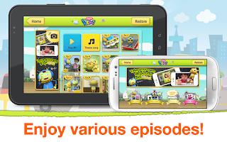Screenshot of Oops i-Kooo1:Safety Education