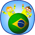 Brazil Soccer Robots Wallpaper icon