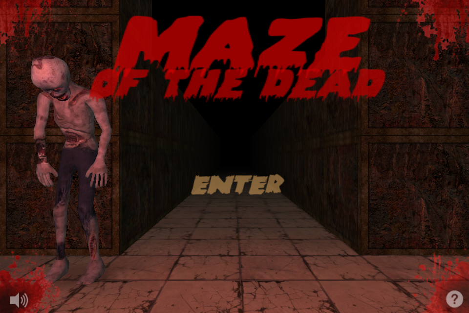 Maze of the Dead- screenshot