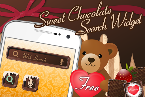 Sweet Chocolate Search Widget